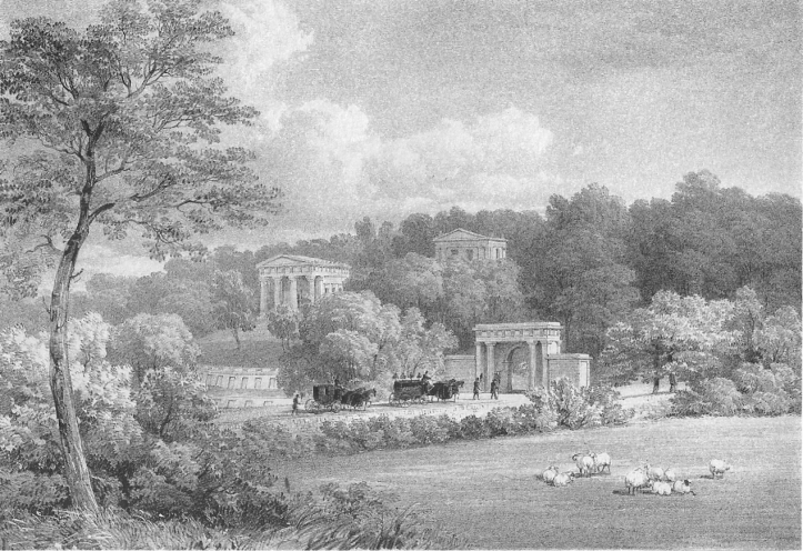 Sheffield_General_Cemetery_1830s
