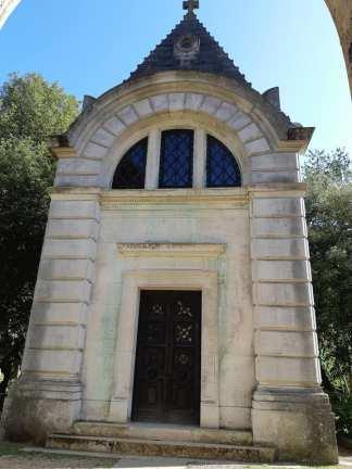 The Beer Mausoleum
