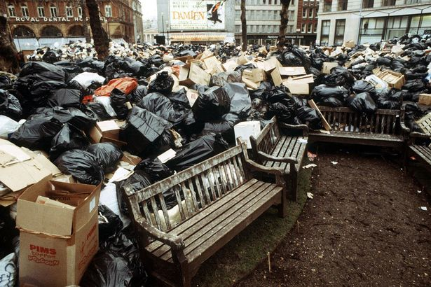0_Rubbish-piling-up-in-Londons-Leicester-Square-during-the-winter-of-discontent