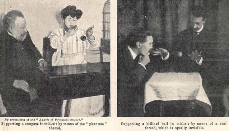 Magician_William_Marriott_and_Stanisława_Tomczyk